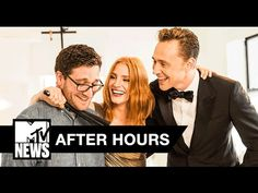 Tom Hiddleston & Jessica Chastain Throw the Worst Party Ever | After Hours... poor Josh ^_^