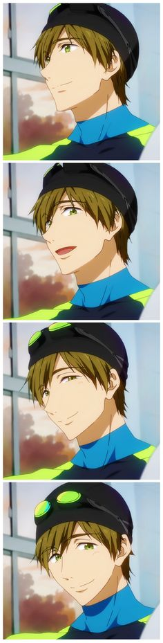 "Free! ES ~~ Kyoto Animation { also known as ""KyoAni"" } wishes to give all of the fans heart failure. Enjoy it. :: Coach Makoto Tachibana"