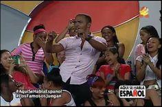 Los Famosos Juegan: Karaoke