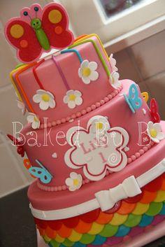 Baked bij B, prachtige taarten!