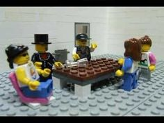 The Westing Game Lego Project
