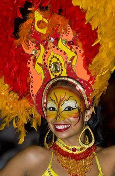 Carnaval en Barranquilla, Colombia