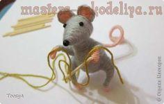 Мастер-класс по плетению: Магнит