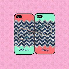 Best+Friends+iPhone+Case