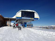 ZirbenwaldBahn Skiing, Travel, Woodland Forest, Ski, Viajes, Destinations, Traveling, Trips