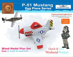 Wood Model plan sets realistic wood models on PDF files by Lloydswoodtoyplans Electric Hand Drill, Wooden Airplane, P51 Mustang, Armored Vehicles, Armored Car, Youtube I, Weekend Projects, Wood Toys, Kids Toys