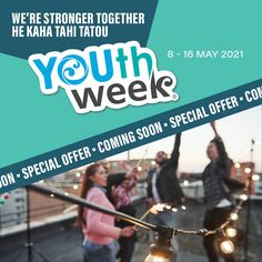 Watch out for savings on Youth Bibles, Youth Devotionals, Spiritual Growth Books & Graphics Bibles. T&Cs apply. Youth Week starts this Saturday 8 May and runs until 16 May. The theme 'We're stronger together - He kaha tahi tatou', reflects the importance of young people and their commitment to the wellbeing of all of Aotearoa. . . #youthweek #youthweek2021 #hekahatahitatou #wearestrongertogether #youth #kiwikids #kiwilife #youthempowerment #mannachristianstores #mannanz #biblesocietynz Coming Soon, Spiritual Growth, Young People, Promotion, Youth, Spirituality, Bible, How To Apply, Strong