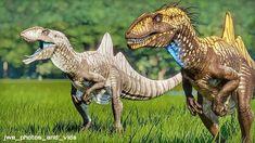 "Dinosaur on Instagram: ""@dinosaur.ins.gram #dino #dinosaur #dinosaurs #trex #paleontology #paleoart #velociraptor #tyrannosaurus #dino #prehistoric…"" Indominus Rex, Tyrannosaurus Rex, Jurassic World, Jurassic Park, Spinosaurus, Prehistoric, Reptiles, Evolution, Lion Sculpture"