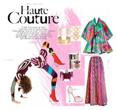Haute Couture Fashion by dellaila on Polyvore featuring Givenchy, Alexander McQueen, Kenneth Jay Lane, Monsoon, H&M, Viktor & Rolf and Charlotte Tilbury