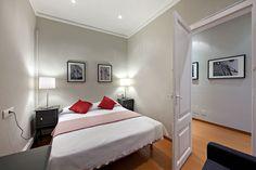 cool Veranda Apartment Barcelona Bedroom Design - Stylendesigns.com!