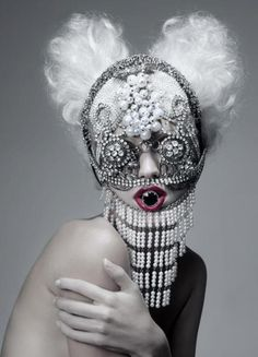creepy couture...
