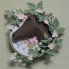 paper craft art