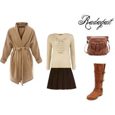 """Radagast the Brown"" by petitedancer11 on Polyvore.  I had no idea this sort of thing was even going on.  I want in."