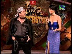 Comedy Circus Ke Superstars ..kapil as singer perody..exxx