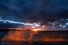 Splash! by -dangler, via Flickr