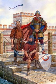 Byzantine warriors
