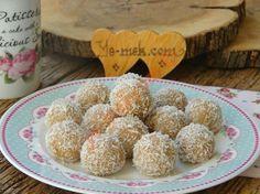 Muzlu Bisküvi Topları Resimli Tarifi - Yemek Tarifleri