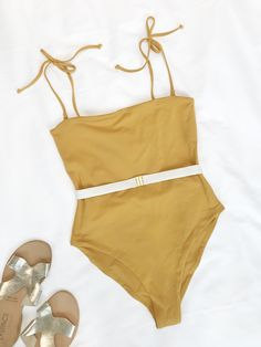 a58ae24621 Be a little extra | L*Space Summer 2019 LOCKHART Belted One Piece Swimsuit  Swimsuits