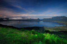 Lake Maninjau...West Sumatra