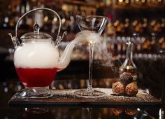 London's best and unusual Afternoon Teas, including Charlie & The Chocolate Factory!