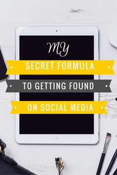if you are a small business owner, you know the importance of using social media for your small business, but its hard to know which social media platform to use.learn my secret formula to using social media affectively and to help grow my small business- http://getfoundwithfuse.com/the-secret-formula-for-getting-found-on-social-media/