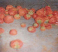 Cy Twombly, Strawberries (Gaeta), 2008