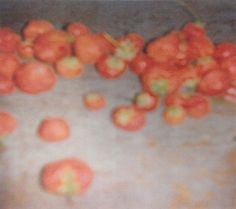 Cy Twombly, Strawberries (Gaeta), 2008