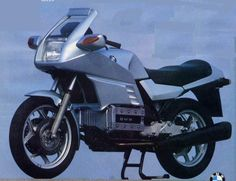 K 100RS, 1983-1985