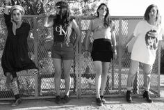 warpaint: my girls, my gang, our way | Photography Kayt Jones