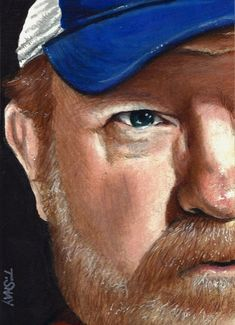 Supernatural Bobby Singer by Dr-Horrible on DeviantArt Supernatural Drawings, Supernatural Fan Art, Sam And Dean Winchester, Winchester Brothers, Sam Dean, Bobby Singer Supernatural, Fantasy Tv Series, Angel Drawing, Red Sonja
