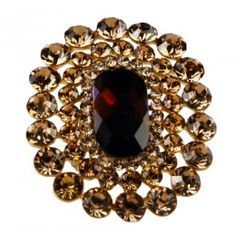 Cassandra's Amber Ring - $48 #women #fashion #jewelry