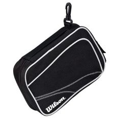 - Detachable personal pouch  - 2 Zippered internal pockets  - Multiple organizational pockets