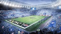 Tottenham announce 10-year deal to host NFL games in new stadium