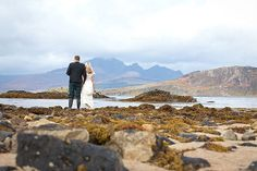 Emma and Tom's spectacular wedding on the Isle of Skye with Love Skye Photography