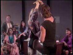 Patrick Swayze dancing instructional video (1988) silly 80s - YouTube