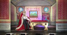 A spasso nel tempo - MARIONETTE MAURIZIO LUPI. Uno spettacolo di marionette per bambini. Teatro dei ragazzi. Struttura utilizzabile sia in interni che in esterni (piazza, ecc...).