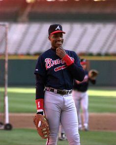 Fred McGriff | Rate past Braves deadline trades | ajc.com