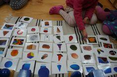 geometric solids montessori - Google Search