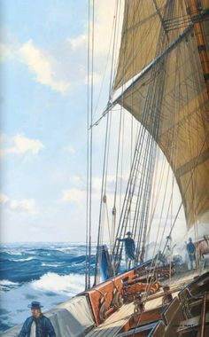 Post Captain - Geoff Hunt