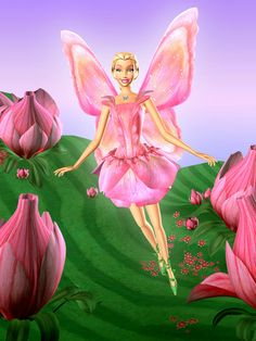 Barbie Movies - Alina from Fairytopia. I have a grand child and yes, I still love my Barbie movies!