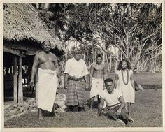 Island of Samoa Upolu High Chief Taima Isari of Lufi Lufi Photo   eBay