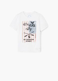T-shirt algodão imagem
