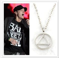 Details About Music Hot Eminem The Best Rapper Grammy Titanium Steel Chain Rock Pop Necklace. Yesterday's price: US $1.98 (1.62 EUR). Today's price: US $1.15 (0.93 EUR). Discount: 42%.