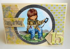 Blankina creations marianne design papes and number