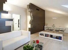 Interior Design di un appartamento privato, Lucca