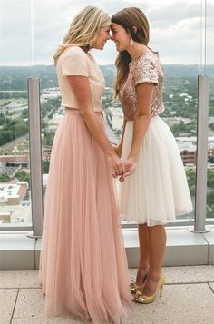 Sharing closest with your sisters if even more fun with new sorority recruitment outfits!