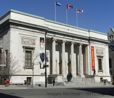 Montreal Museum of Fine Arts. 1380 Sherbrooke St W, Montreal, QC Quebec Montreal, Montreal Ville, Quebec City, Urban Planning, Museum Of Fine Arts, Banff, Canada Travel, Calgary, Old Montreal