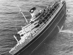In the depths, the Andrea Doria claimed another - The Boston Globe