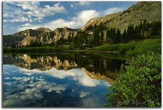 Rocky Mountain Reflections | par Robin-Wilson