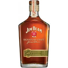 Seems like a great deal... until you realize it's the 375 ml size. Jim Beam Signature Craft High Rye 11 Year Old Kentucky Straight Bourbon